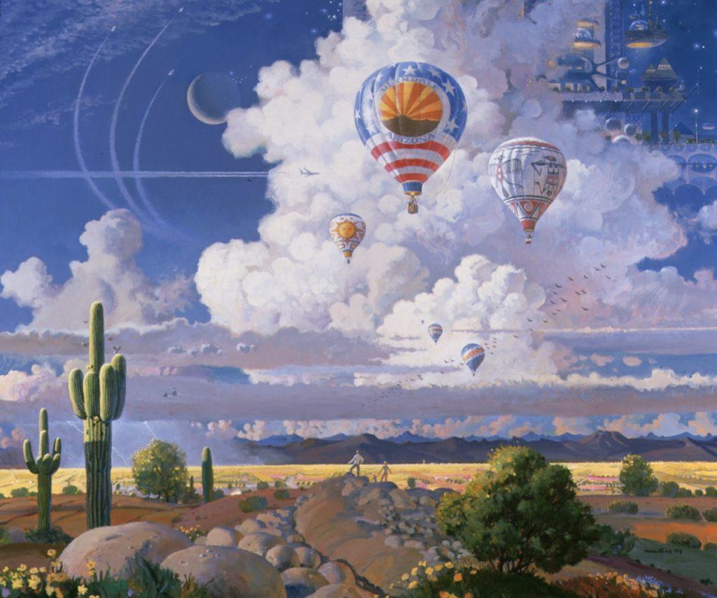 Arizona Promise by Robert McCall